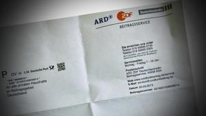 Täuschend echt, aber Betrug: Polizei warnt vor gefälschtem GEZ-Schreiben