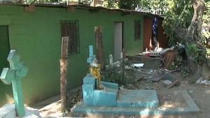 el salvador dorfbewohner leben auf friedhof kopten ohne grenzen. Black Bedroom Furniture Sets. Home Design Ideas
