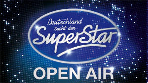 Erlebt die Superstars live beim DSDS-Open-Air 2013