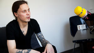 Ville Valo im Talk 