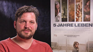 Sascha Alexander Gerak spielt im Film 5 Jahre Leben den Ex-Guantnamo-Hftling Murat Kurnaz.