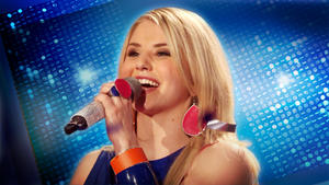 DSDS 2013. Superstar Beatrice Egli strmt die Charts mit &quot;Mein Herz&quot;