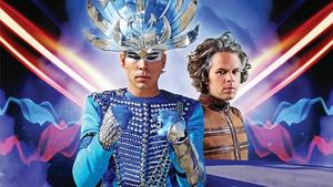 Empire of The Sun sind zurück