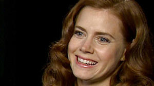 "Amy Adams: ""Bin vernarrt in Superman"""