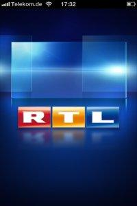 RTL App Neu