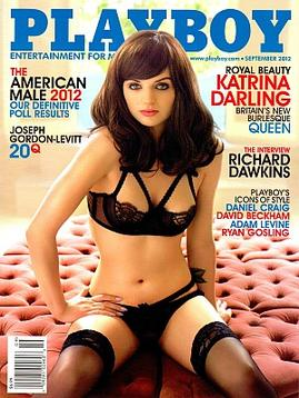 Katrina Darling Playboy Cover
