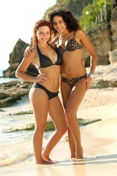 SPERRE DSDS 10 Kandidaten in Bikinis auf Curacao