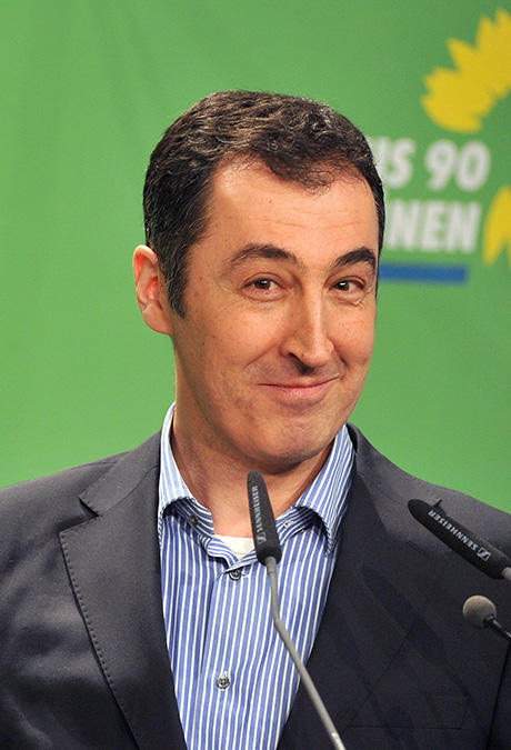 Cem &Ouml;zdemir - Bild