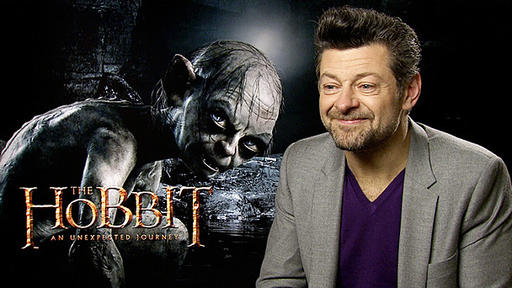 Wow, ist Gollum ist ja richtig nett!