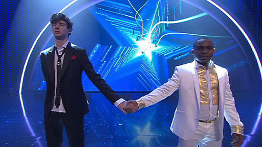 Jean-Michel Aweh ist &quot;Das Supertalent&quot; 2012