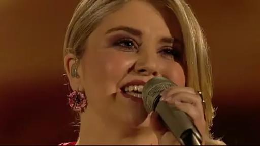 "Beatrice Egli singt ""Küss mich, halt mich, lieb mich"""