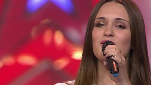 Das supertalent 2013 diana maria krieger singt misty von ella