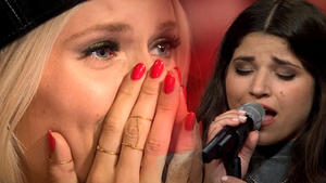 Yana Gercke rührt ihre Schwester Lena zu Tränen